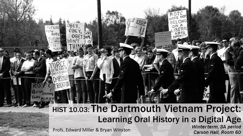 The Dartmouth Vietnam Project